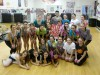 BC Master Teacher, Eric Johnson of WEST SIDE STORY with students of McCann's School of Dance near Hershey, PA